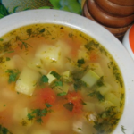 Суп из кабачков для ребенка — полезное блюдо