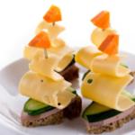 Бутерброды для детей красивые