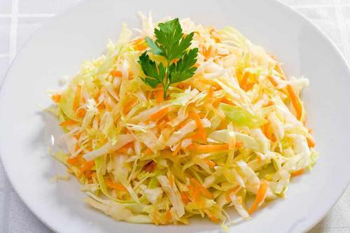 Салат из капусты для детей