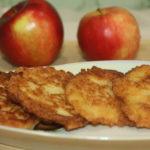 Яблочные оладьи для детей, 3 вкуснейших рецепта