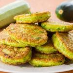 Оладьи из кабачков для детей, 8 рецептов